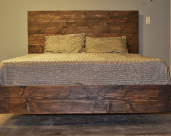 New wooden bed frames wood bed frame and harrlequin wood headboard-corrientes lroygiu