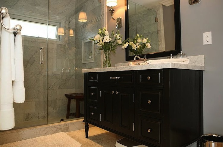 Photos of black bathroom vanity black vanity view full size scrgeop