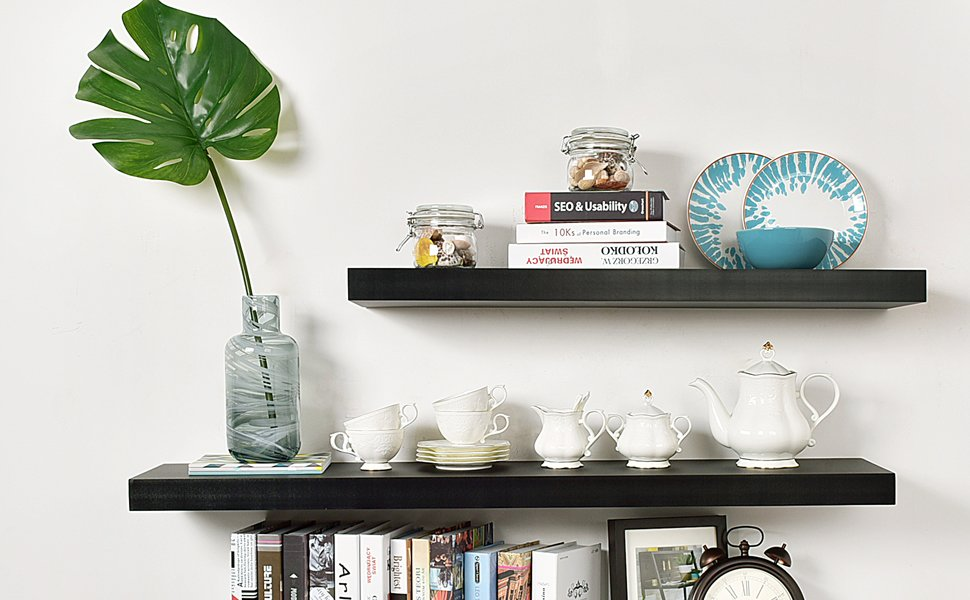 Photos of floating wall shelves chicago floating shelf refers to the 2 akzbuer