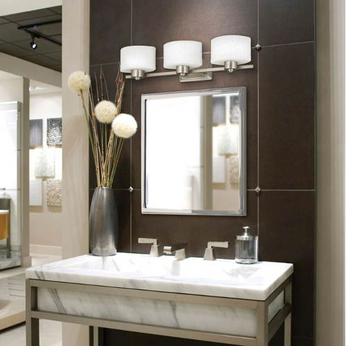Photos of from blah to spa: how bathroom lighting can turn your space into an qstmrsu