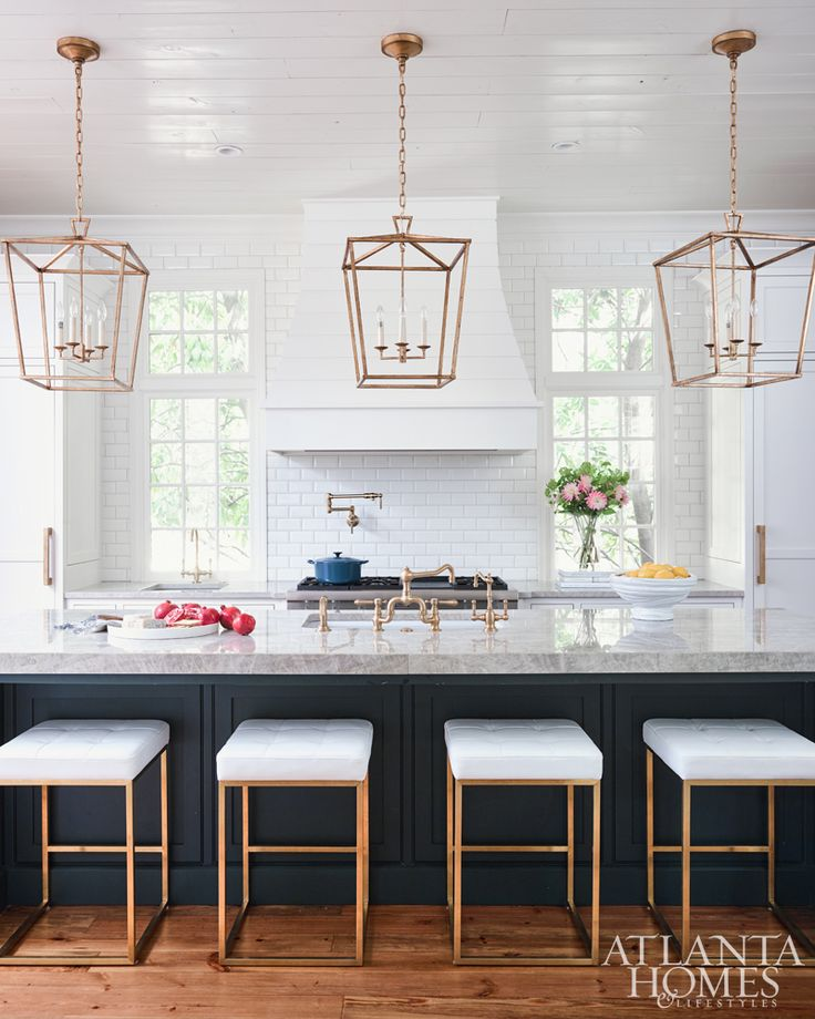 Photos of kitchen island lighting love the oversized island with thick countertop. different color island. i  donu0027t rggtutt