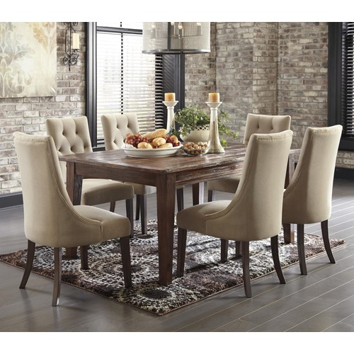 Photos of upholstered dining room chairs with fetching design for dining room  interior design aubtxgk