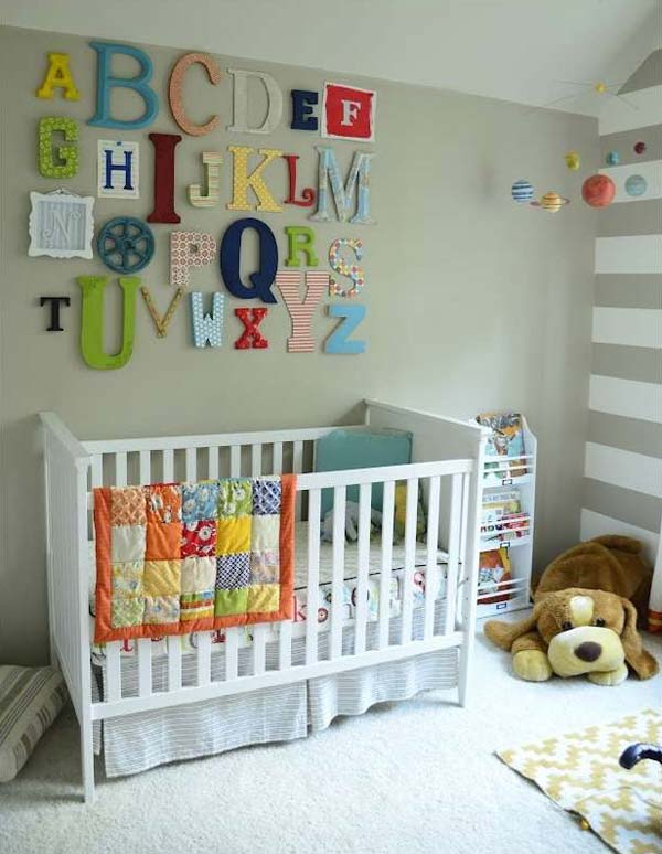 Pictures of baby room decor decorating-ideas-for-nursery-8 fovvjdp