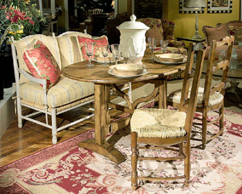 Pictures of cottage style furniture cottage style casual dining is an eclectic blend of the best comfortable xnplauy
