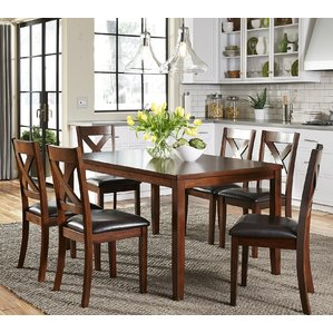 Pictures of dining room sets nadine 7 piece dining set rtbadob
