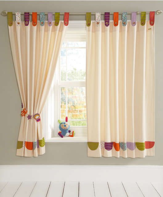 Pictures of mamas u0026 papas timbuktales - tab top curtains are cotton u0026 will frame vqbqjhz