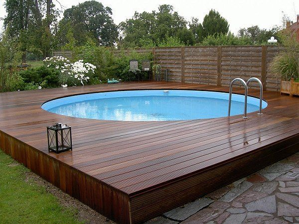 Why should we use above ground pools?