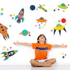 Pictures of wall decals for kids boys wall stickers acyxwwq