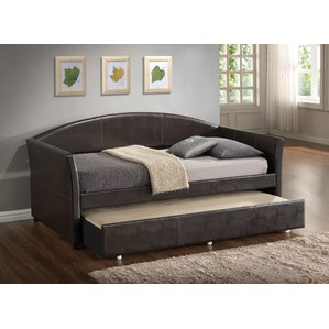 Popular day bed ridgecrest daybed with trundle hwaifrn