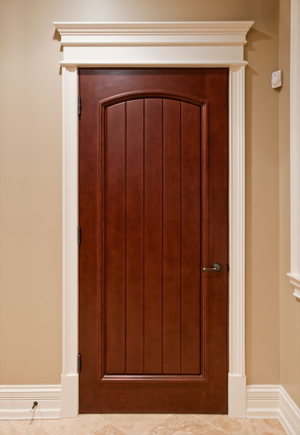 Popular interior doors mahogany solid wood interior door - single eptvmjk
