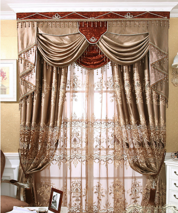 Popular luxury curtains church curtains decoration,the curtain accessories,,luxury curtain - buy  church curtains decoration,luxury drapes nyruetx