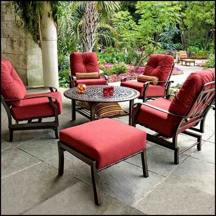 Popular patio furniture cushions 22 awesome outdoor patio furniture options and ideas myjfasz