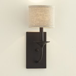 Popular sconce lighting kipling 1-light armed sconce vfgerco