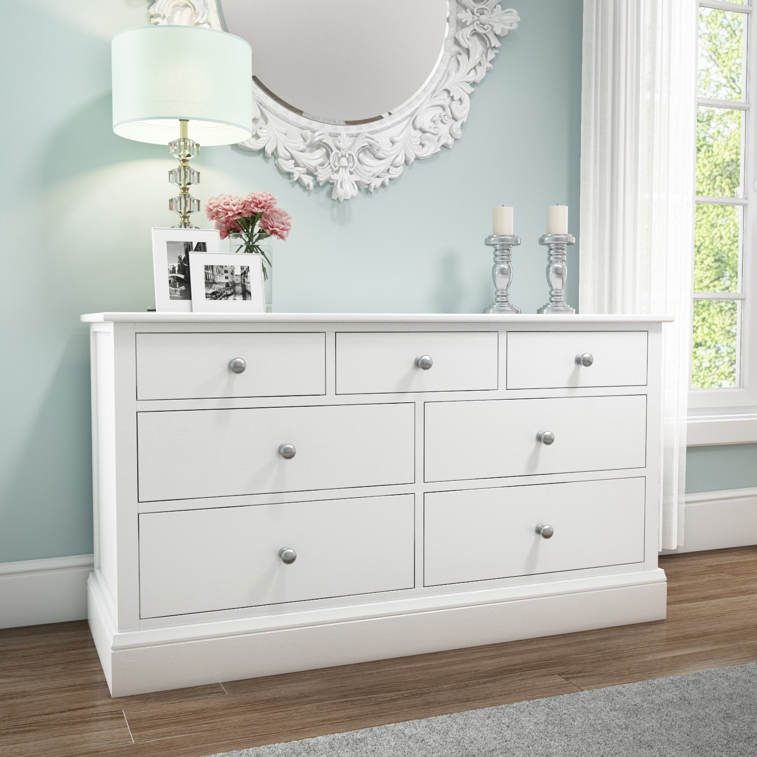 The demand for white chest of drawers