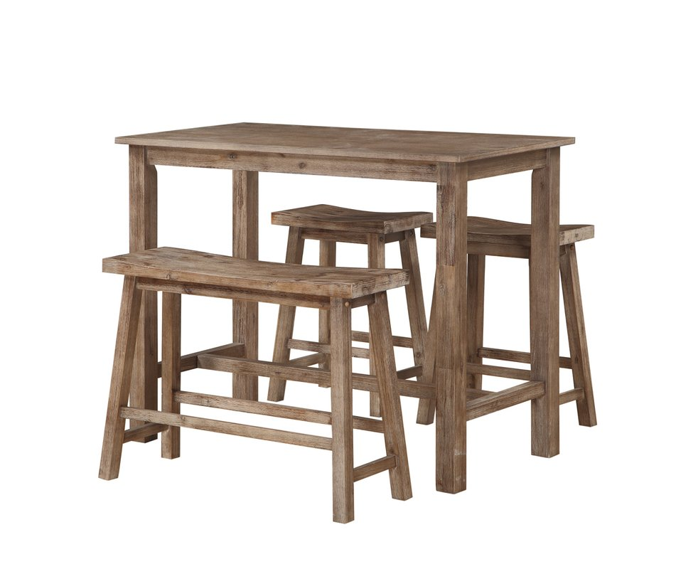 Stunning bar table and chairs default_name srxquut