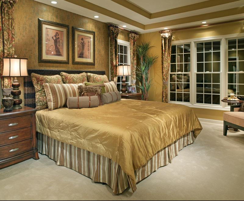 Stunning bedroom decoration 61 master bedrooms decorated by professionals-2 qnvmjvn