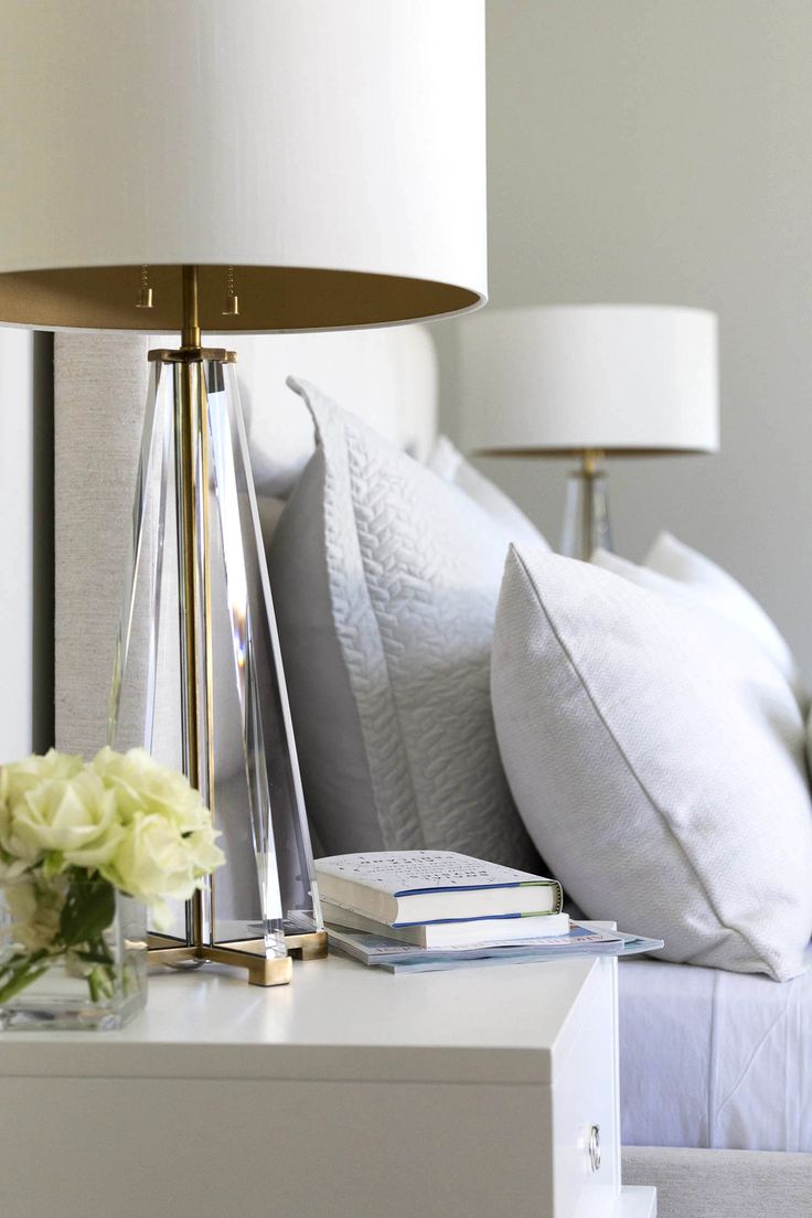 Stunning bedroom lamps mead quin designs an elegant family home in atherton | rue hmzikgo