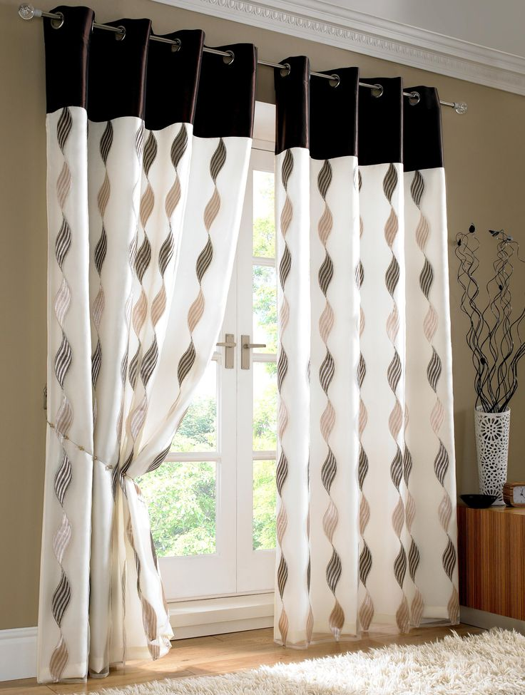 Things to consider when selecting curtains design for your home