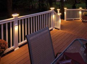 Stunning deck lights i like the post-mounted lights that point down. i donu0027t like rjlqmlc