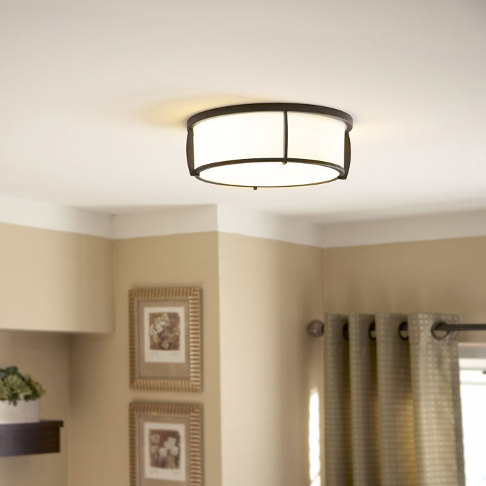 Why flush mounts lighting is a must for every room