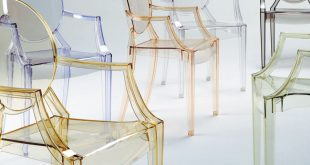 Stunning ghost chair kartell louis ghost ... bzsrzwf