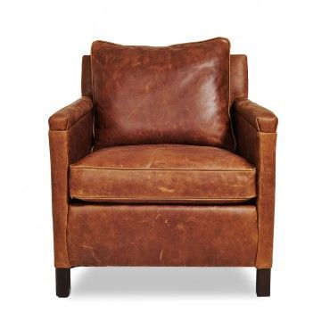 Stunning leather chairs irving place heston leather chair... by abc home and carpet zzdmdeo