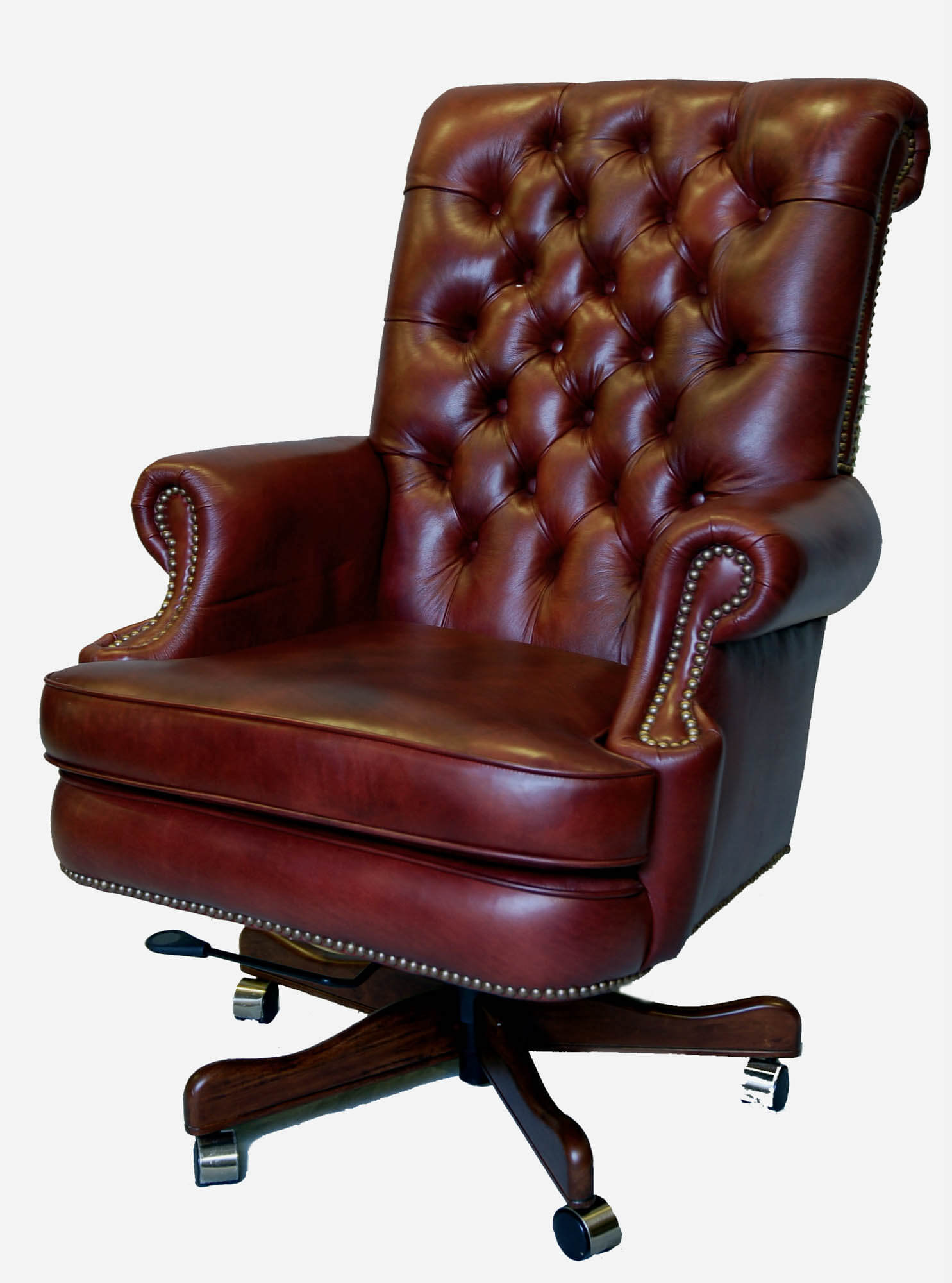 Stunning leather office chair desk chair guide - why u0026 how to buy an office chair agljpud