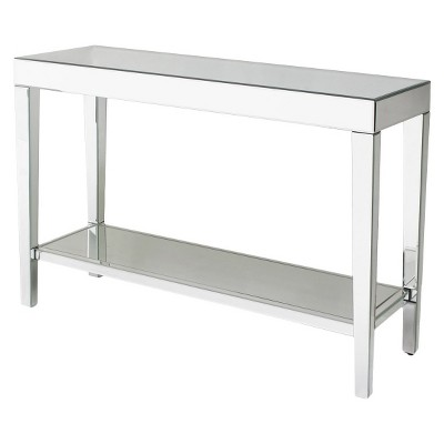 Stunning mirrored console table vazelig