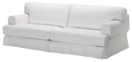 Stunning white sofa question. zzvzect