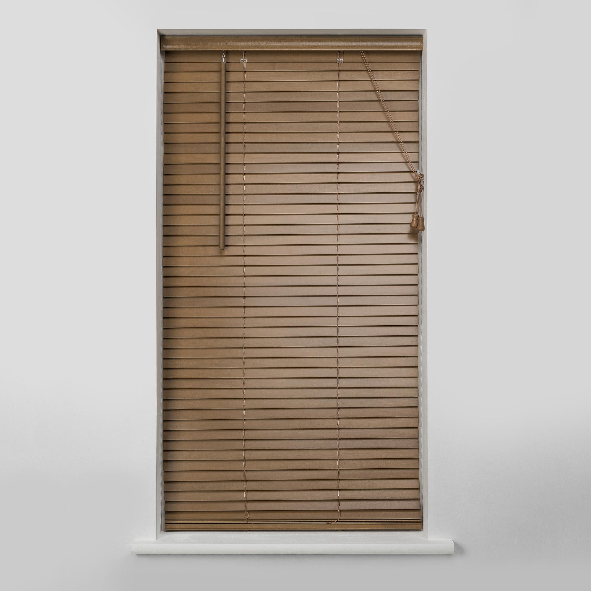 Stunning wooden venetian blinds 27mm oak wooden venetian blind pgcfjcq