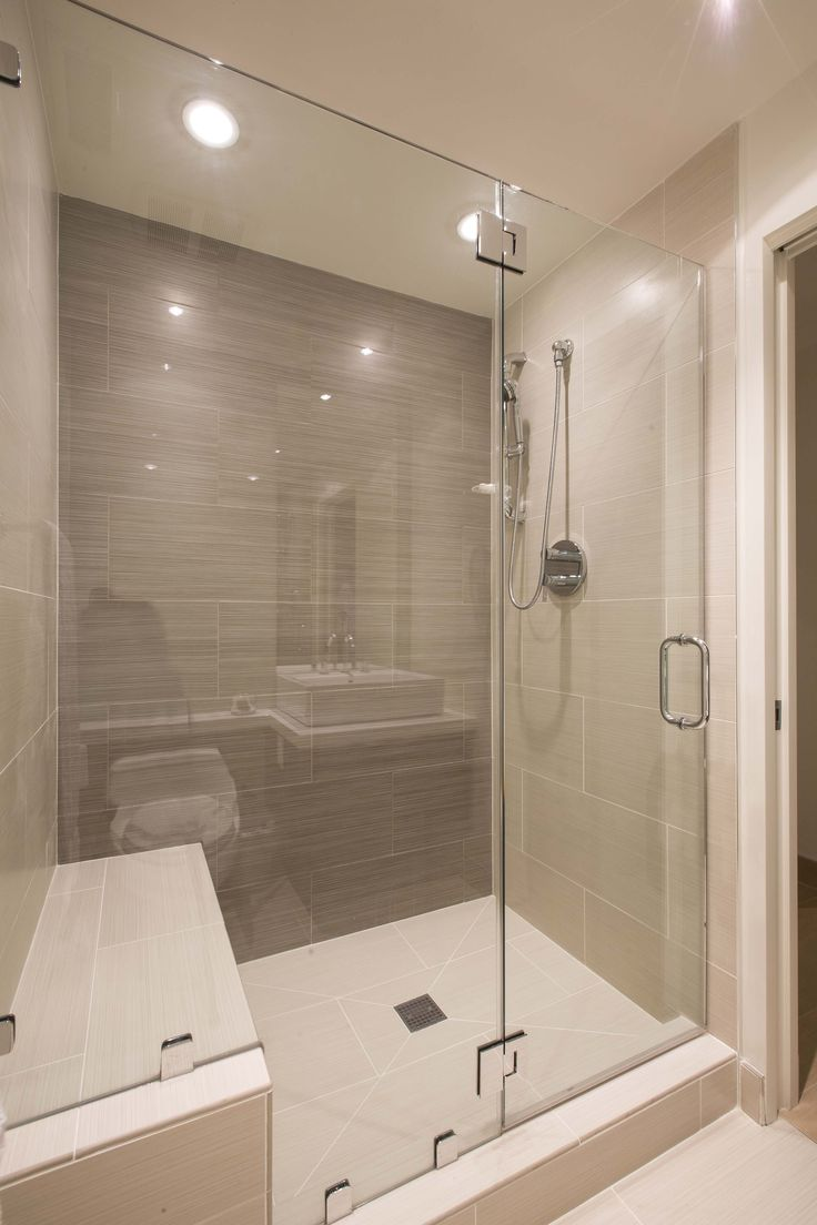 Stylish bathroom showers home renovation results in stunning modern interior design - by forma  design. zcdiove