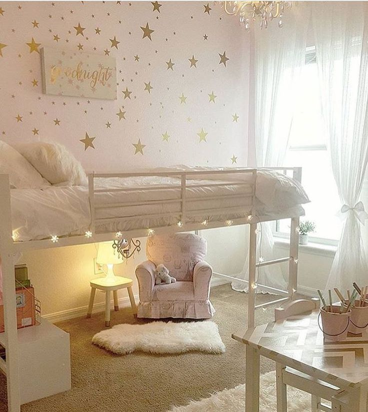 Stylish girls bedrooms such a pretty little girls room. qwdzenk