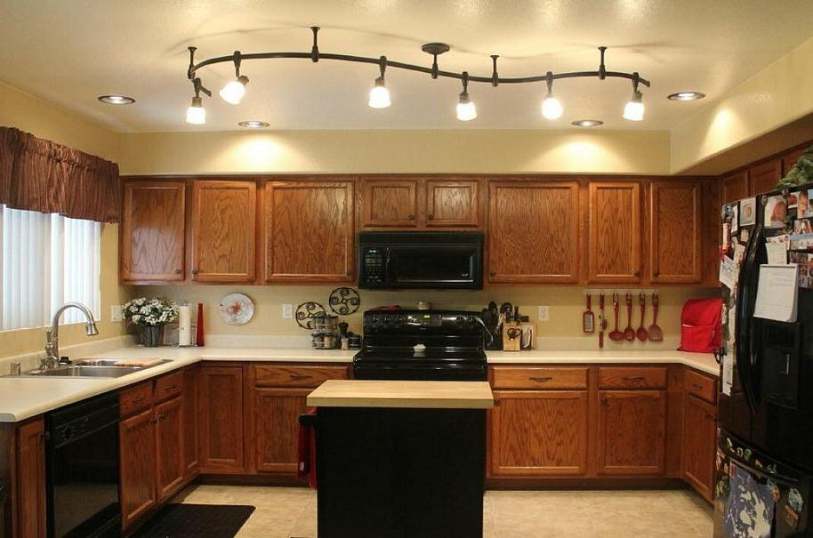 Stylish image of: kitchen light fixtures nvsgnfc