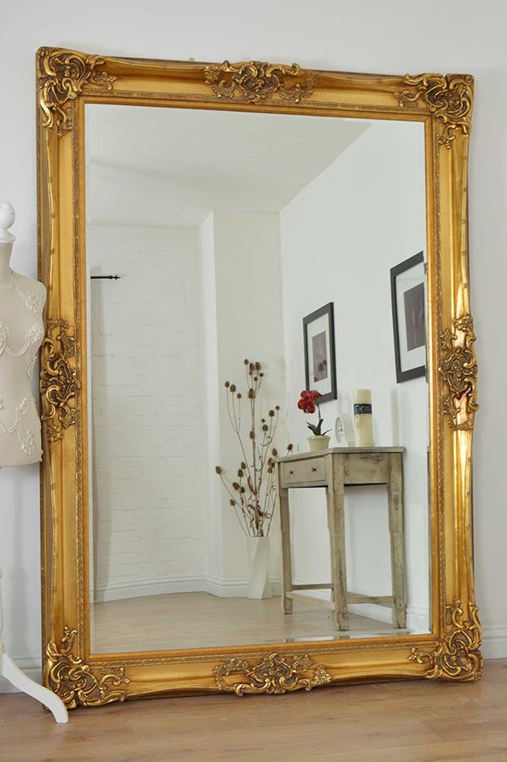Tips on using large wall mirrors
