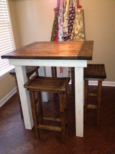 Stylish small kitchen tables married filing jointly (mfj): finished kitchen pub tables and bar stools ynfgyht