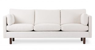 Stylish white sofa sofa modern white decorating ideas leather sectional bed sleeper czndybj