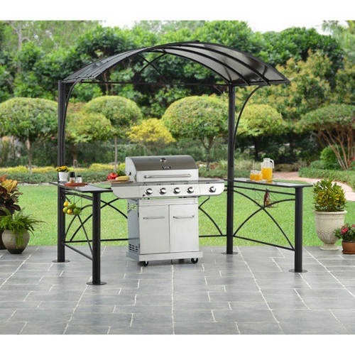 Trendy better homes and gardens archfield hardtop grill gazebo goszqsw