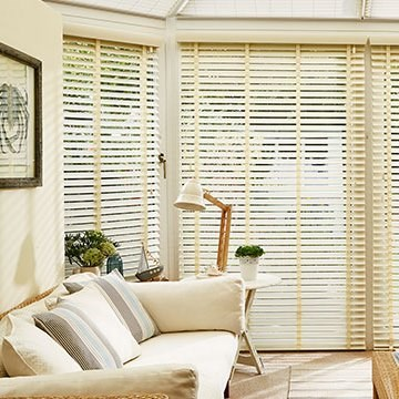 Trendy conservatory blinds wood illusions blind_soft ivory_conservatory vvlxwle