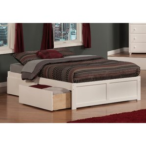 Trendy platform bed with storage ahoghill storage platform bed npekwum