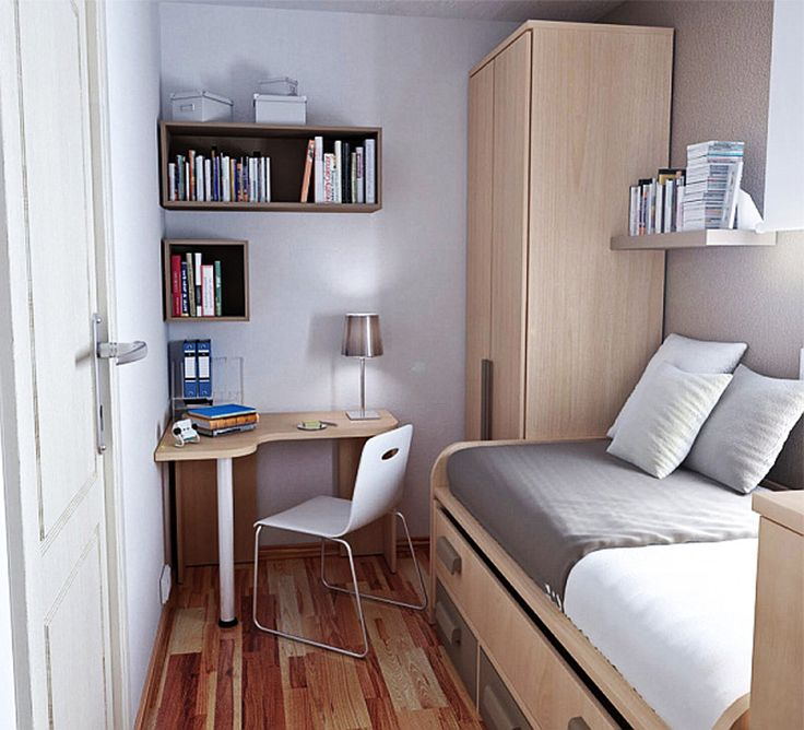Trendy small bedroom designs 21 ideas and inspiration for bedroom small table bonpcmm