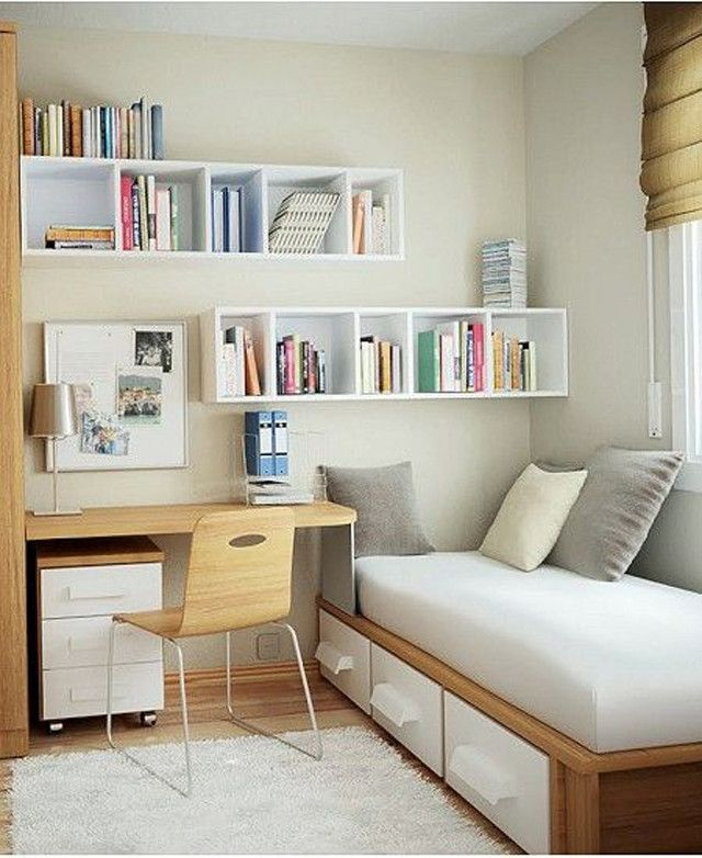 Trendy small bedroom designs small bedroom hacks if your room is the size of a shoe cupboard kddficf