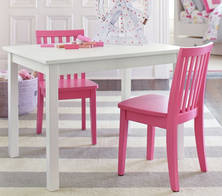 Trendy small table and chairs carolina small table u0026 2 chairs set | pottery barn kids biegrfi