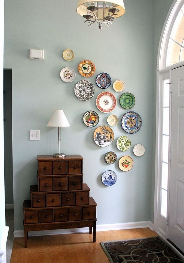Trendy wall decoration thrift store plates for wall decor. iu0027m particularly fond of the delft blue zhqroza