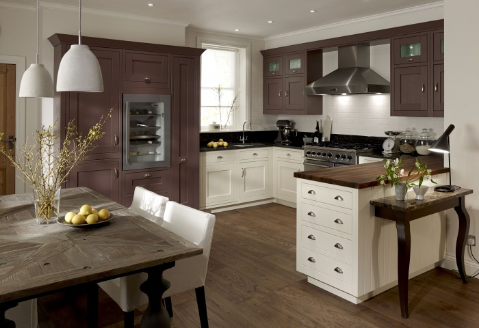 Provide the perfect finish to your kitchen by using the best kitchen colour schemes