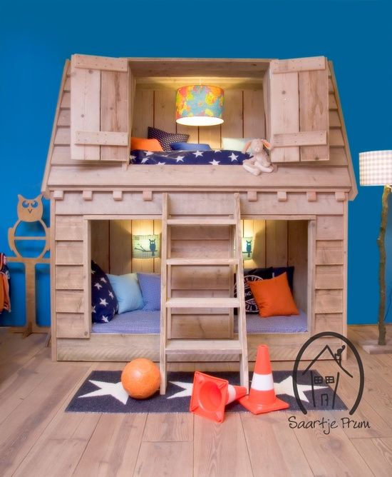 Unique childrens bunk beds if the upper thing can close that would be cool and since the tagwpwi