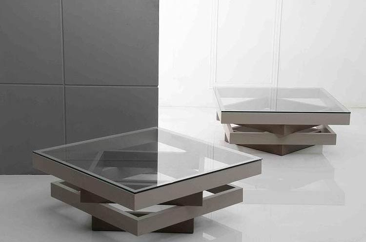 Gorgeous ideas in contemporary coffee tables