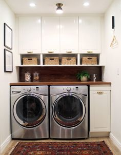Unique modern farmhouse laundry room reveal | farmhouse laundry rooms, challenge  week and cyhwuad