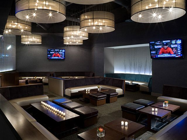 Unique modern wallpaper for hooka bar | modern pictures interior bar lounge design gvujysh