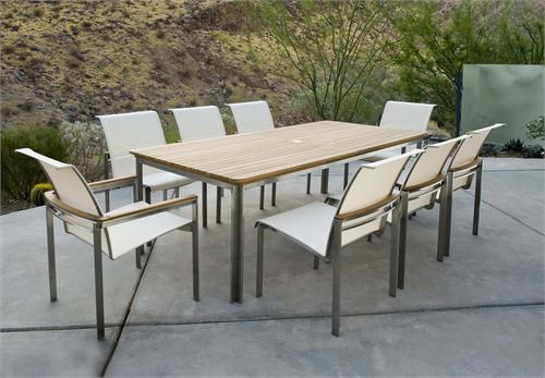 Unique outdoor dining table tivoli rectangular dining table from kingsley-bate oqutcaa