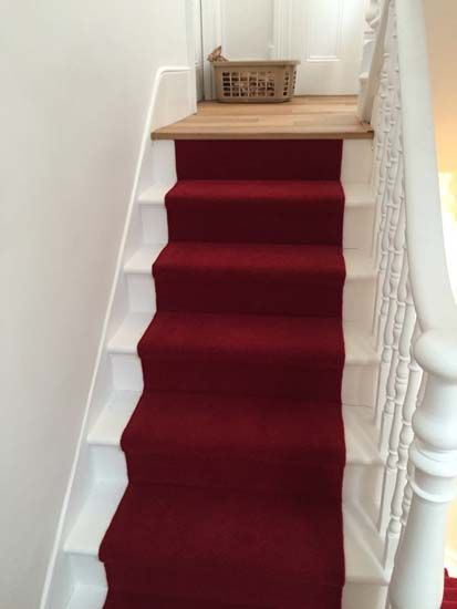 Unique stair carpet runner client: private residence in central london brief: to supply u0026 install a amwmdwr